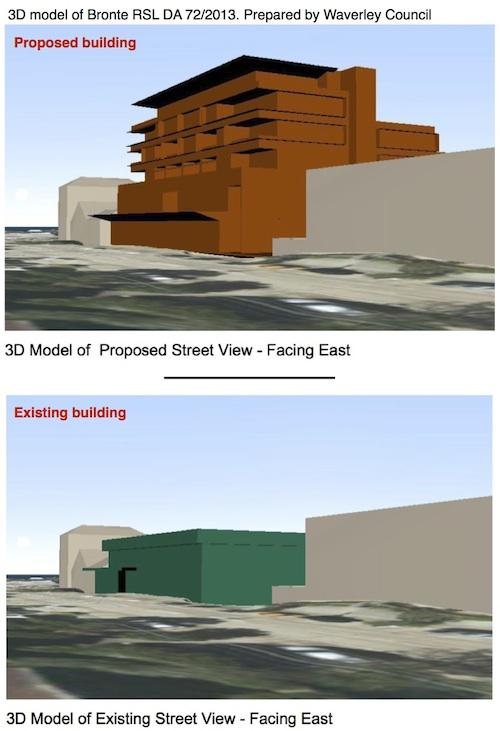 3D model rsl proposal council web