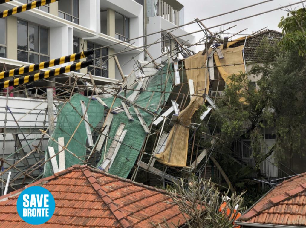 scaffold collapse save bronte 2 2018